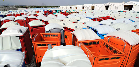 Champion Portable Toilets in Boca Raton, FL